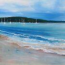 Summer Bay  - Palm Beach by Tom Godfrey