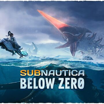 Subnautica - Ghost Leviathan