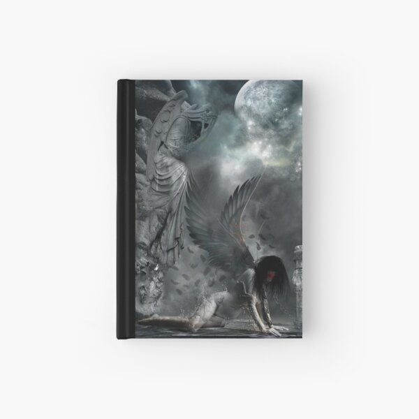 Paradise lost Hardcover Journal