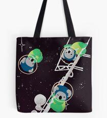 Space Koalas Tote Bag