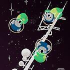 «Koalas espaciales» de Maike Vierkant