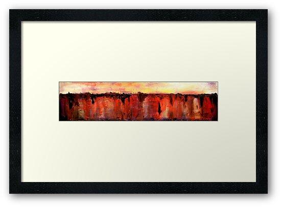 Horizon by Abstract D'Oyley