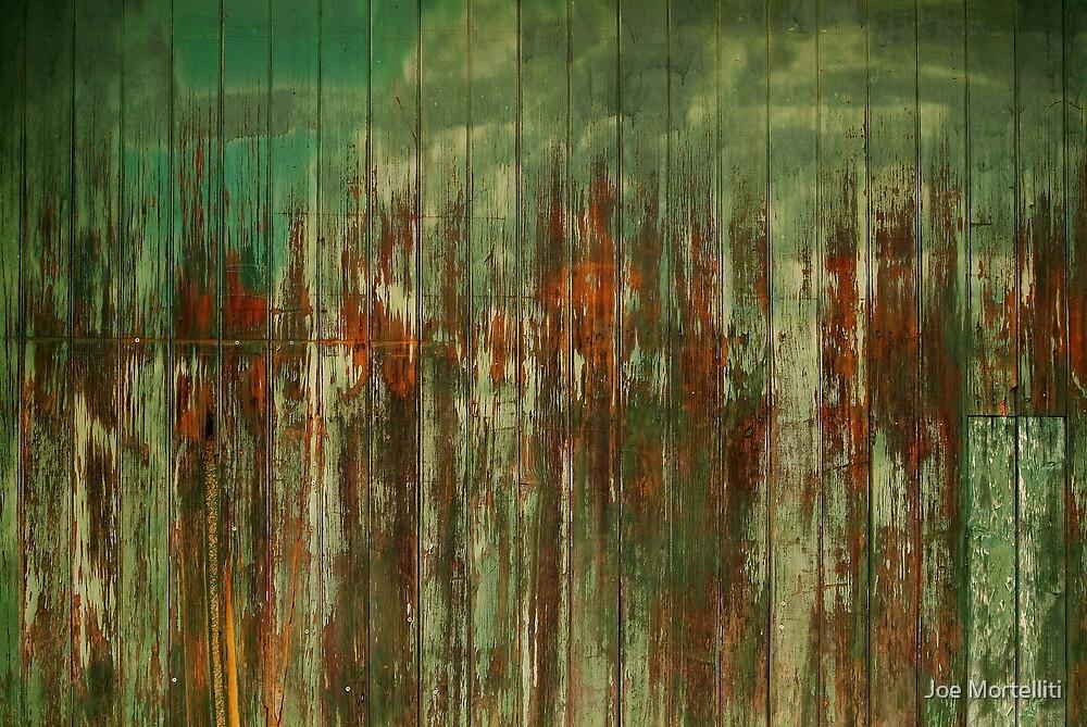 Warehouse Door by Joe Mortelliti