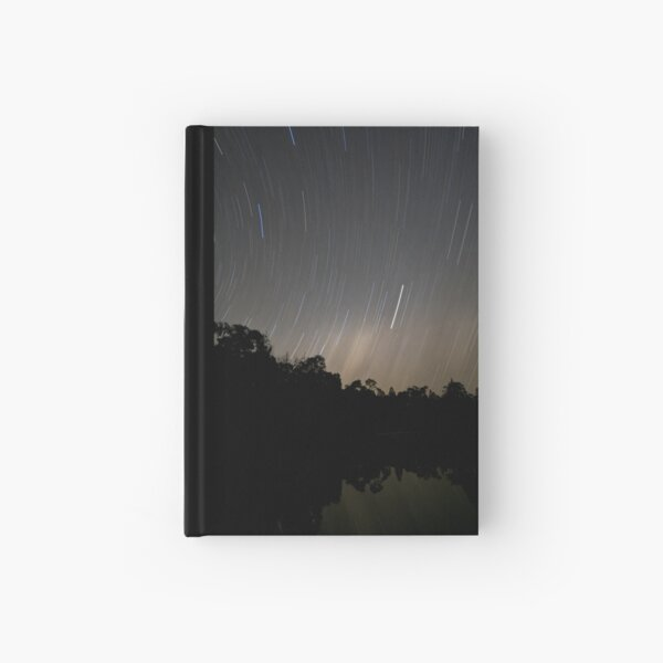 Girraween Star Trails Hardcover Journal