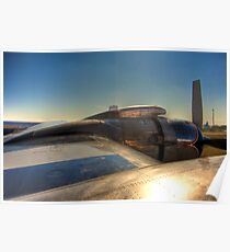 Wright R-3350 - 30W Poster