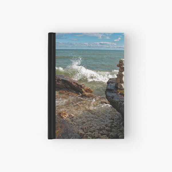 Perfectly in Balance Hardcover Journal