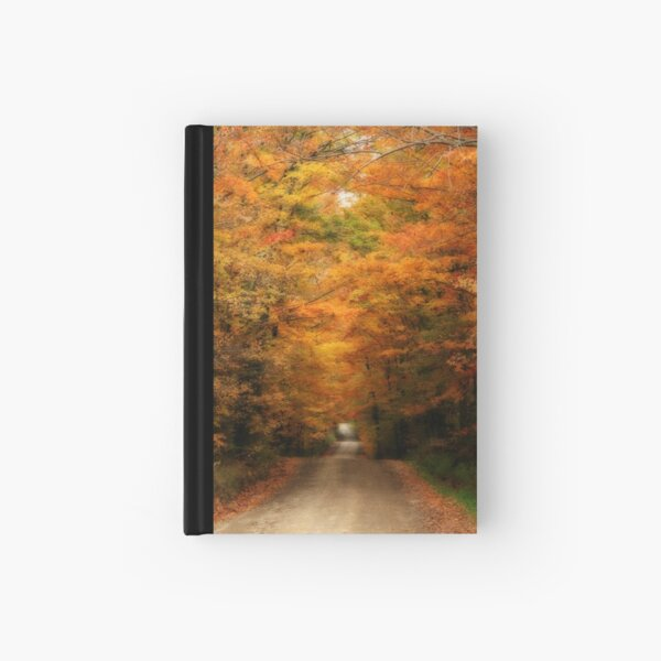 Country Road Hardcover Journal