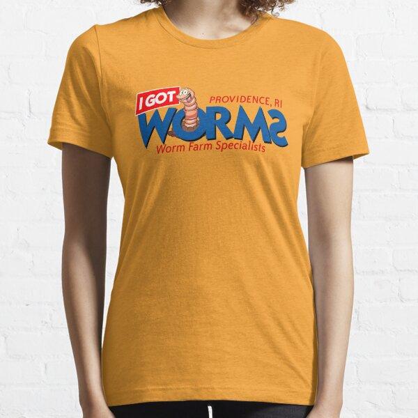 I Got Worms - Worm Farm Specialists Essential T-Shirt