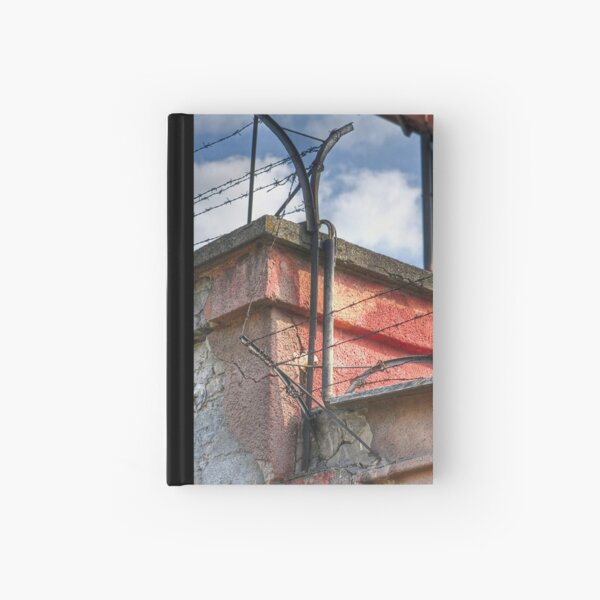 Enhanced Security Hardcover Journal