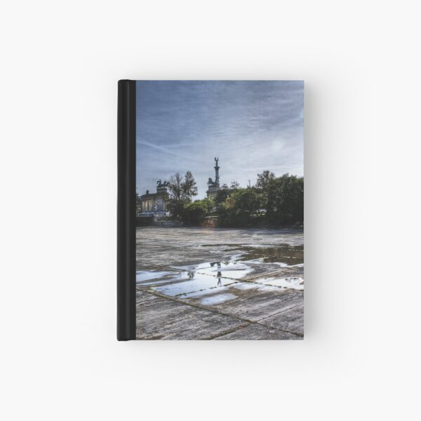 Near the City Centre Hardcover Journal