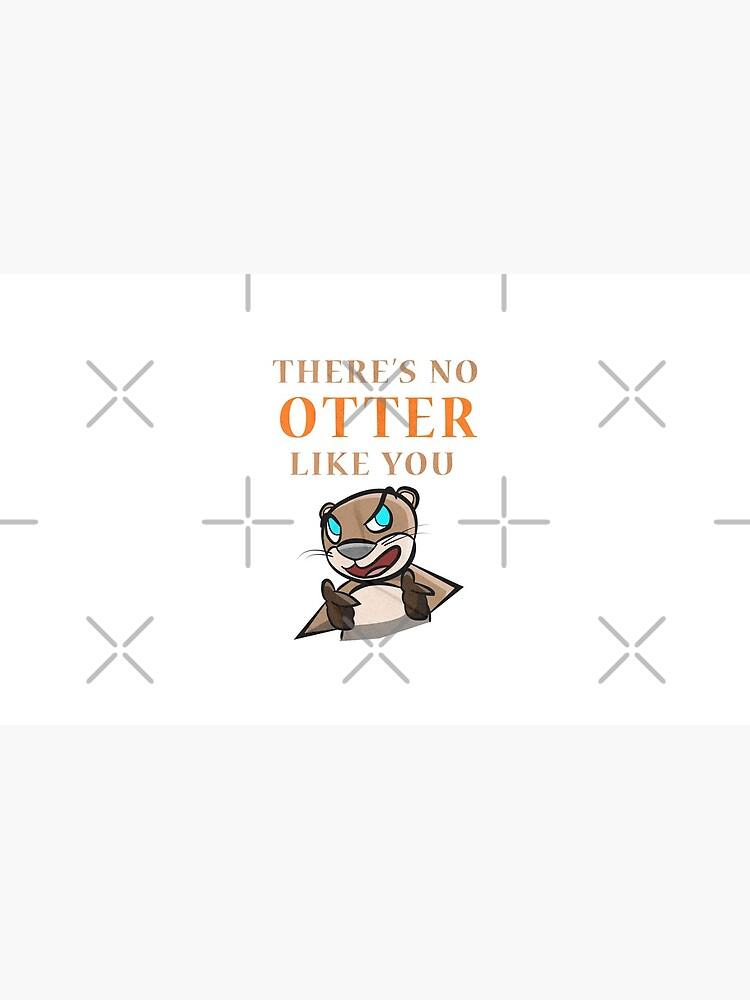 Otter - there's no otter like you von guppi95