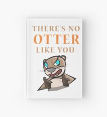Otter - there's no otter like you Notizbuch