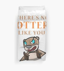 Otter - there's no otter like you Bettbezug