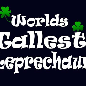 Worlds tallest leprechaun funny Irish St Patricks by headpossum