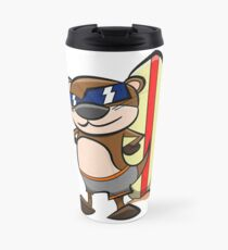 Otter - Surf - board Thermobecher