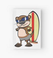 Otter - Surf - board Notizbuch