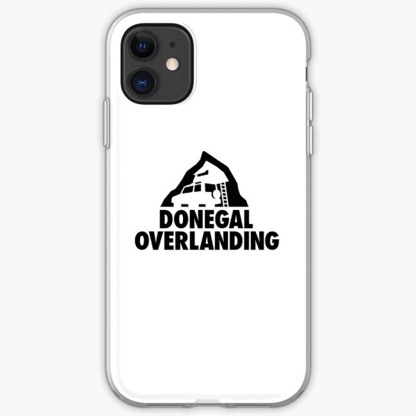 Donegal Overlanding Merchandise iPhone Soft Case
