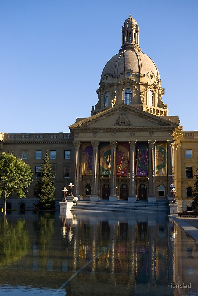 legislature reflected by ionclad