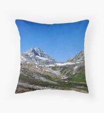 Amarnath Yatra-I Throw Pillow