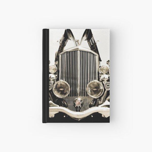 Antique Car - Pierce Arrow Hardcover Journal