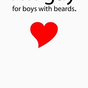 Gay 4 Beards by gbwb