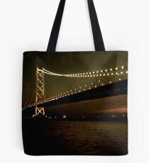 Pearl Bridge Tote Bag