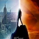 Save Shadowhunters - IconicNephilim Billboard Design - Text & Date by notourlasthunt