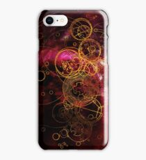 Time Lord Writing (red) iPhone 8 Case