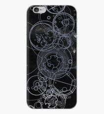 Time Lord Writing (Silber) iPhone-Hülle & Cover