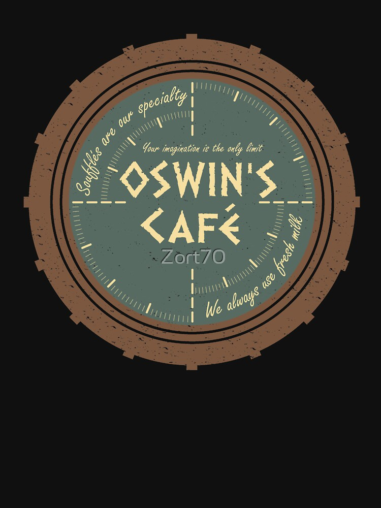 Oswin's Cafe by Zort70