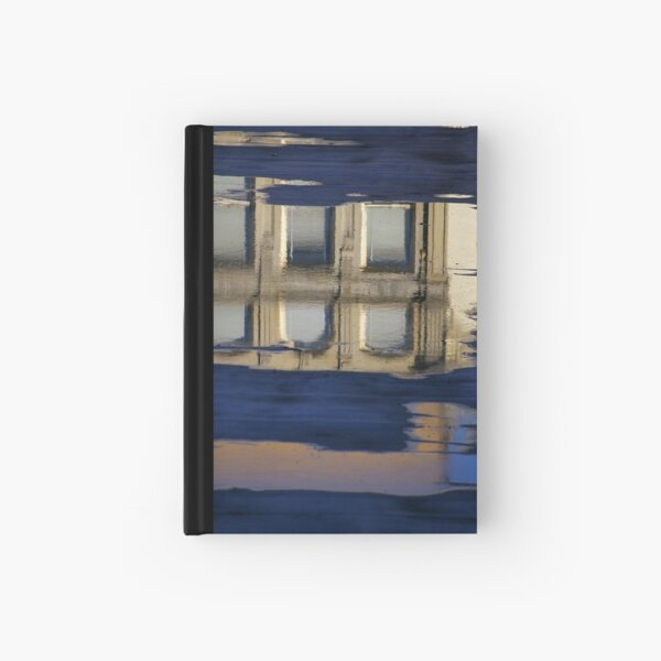 Rooftop Reflection Hardcover Journal
