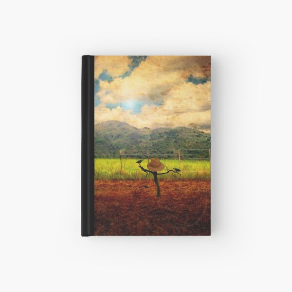 Misplaced Hardcover Journal