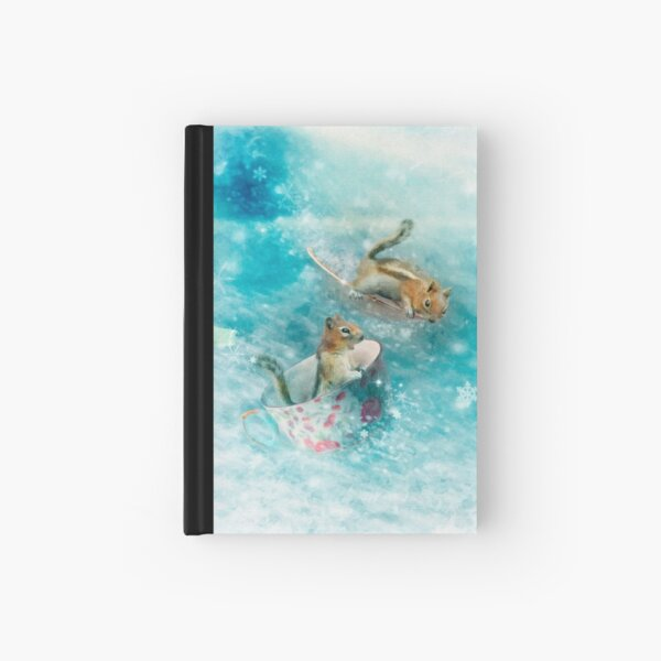 The Teacup Racers Hardcover Journal