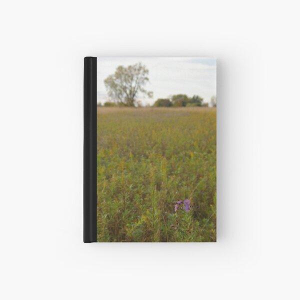 Tree, Meadow, Ironweed Hardcover Journal