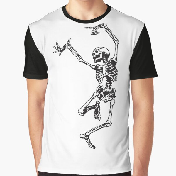 Dance With Death Graphic T-Shirt