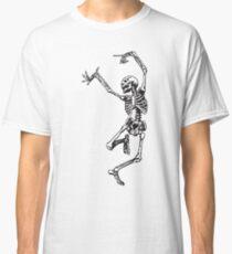 Camiseta clásica Bailar con la muerte