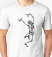 Tanz mit dem Tod Slim Fit T-Shirt