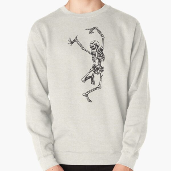 Dance With Death Pullover Sweatshirt