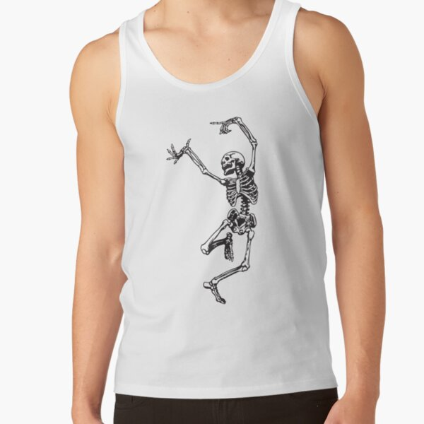 Dance With Death Tank Top