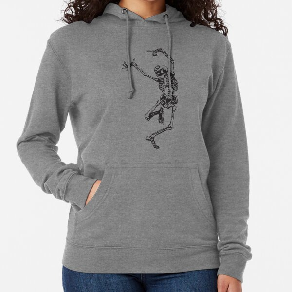 Dance With Death Lightweight Hoodie