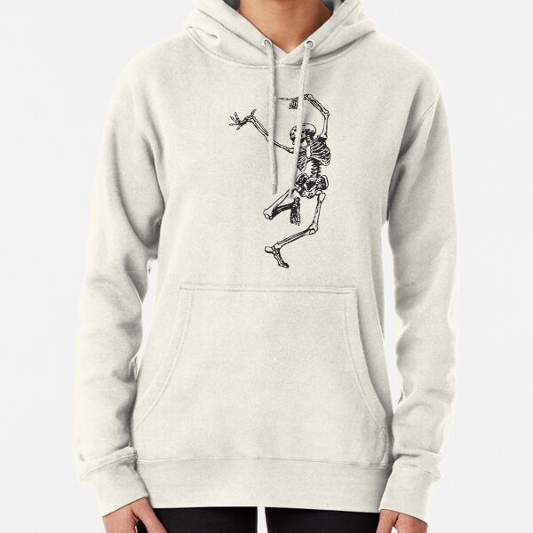 Dance With Death Pullover Hoodie
