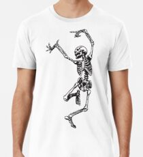 Tanz mit dem Tod Männer Premium T-Shirts