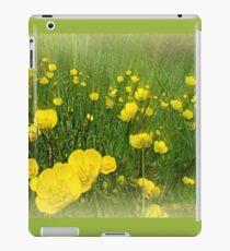 Golden Meadows iPad Case/Skin