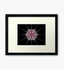 Starglow Framed Print