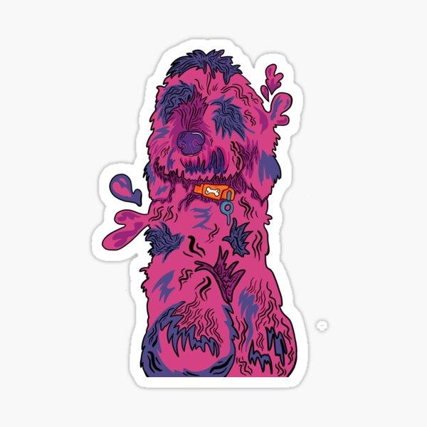 Bella the Cockapoo Sticker