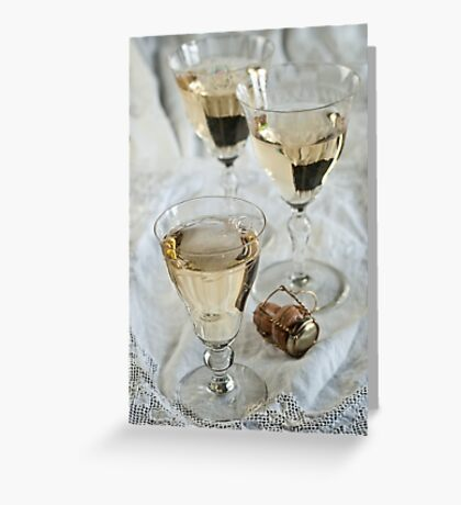 Drink it up! Greeting Card