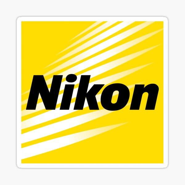 Aktuelles Nikon Design Sticker