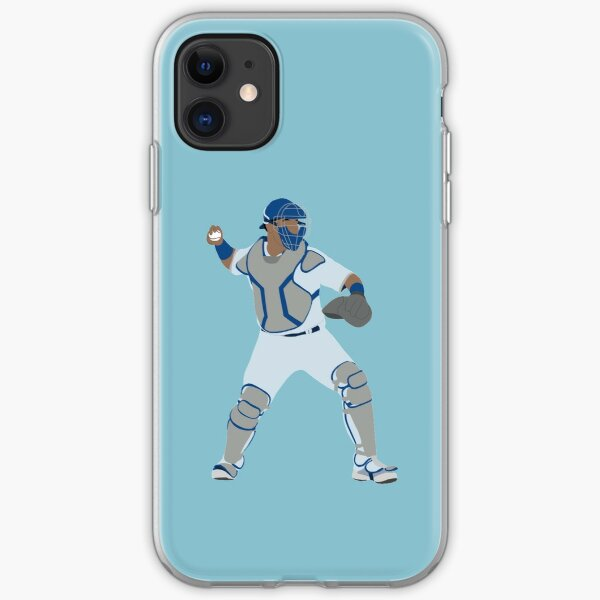 Salvador Perez iPhone Soft Case