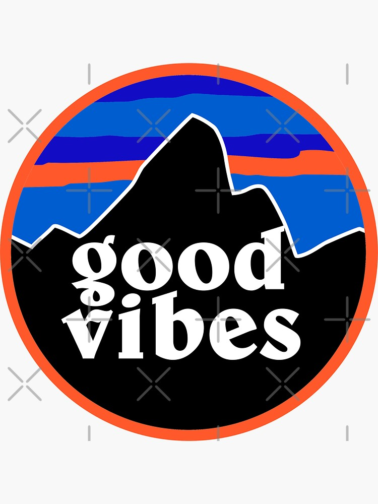 Good Vibes Mountain by lowpressures