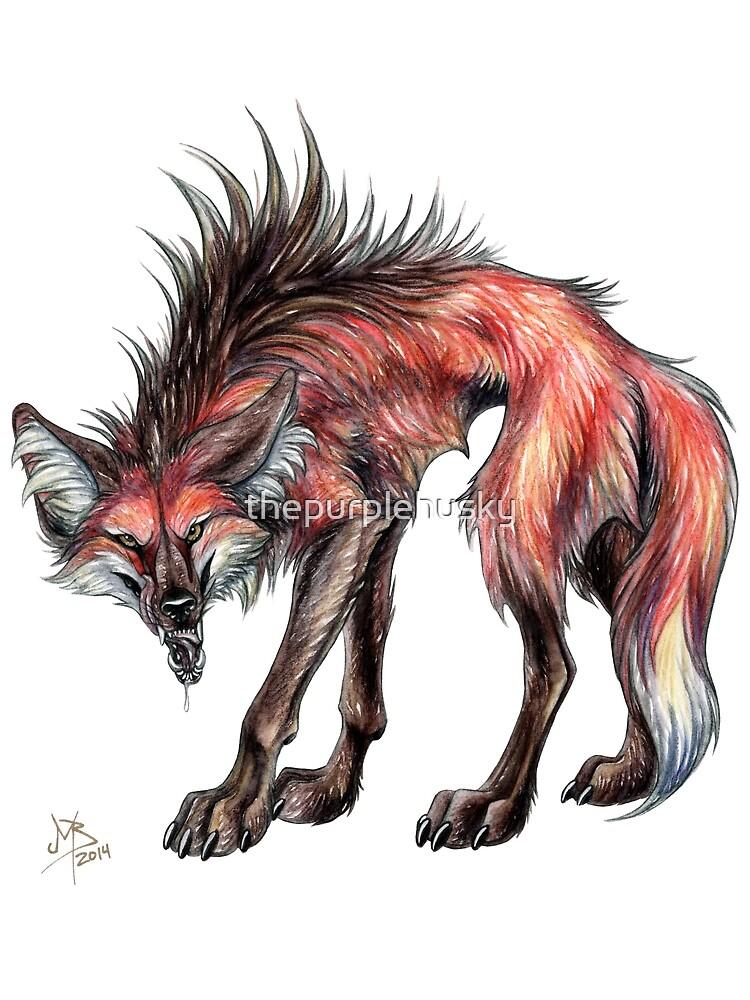 Big Bad Wolf (Clean) by thepurplehusky